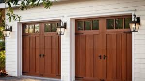 Wood Garage Doors Oakville
